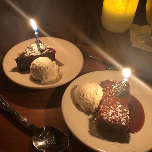 Bday Desserts