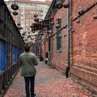 Distillery Alley
