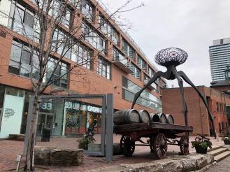 Distillery Spider